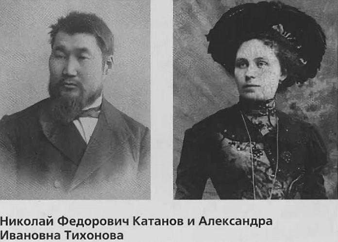 Катанов Николай Фёдорович